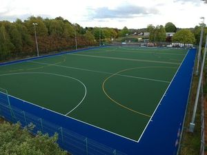 The new pitch