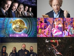 Strictly Come Dancing, Arenacross, 36 Crazyfists, Andy Zaltzman and more: What's on this weekend in the Midlands and Shropshire