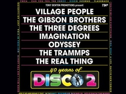 WIN: Tickets to 40 Years of Disco in Birmingham