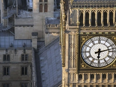 'A bit silly': The public react to MPs' plan to gather around Big Ben as it falls silent