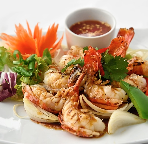 Food review sawaddee church stretton shropshire for 7 star thai cuisine