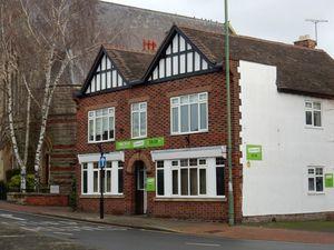 The Samaritans office in Shrewsbury