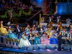 WIN: Tickets to André Rieu's New Year's Concert and a hotel stay in Wolverhampton
