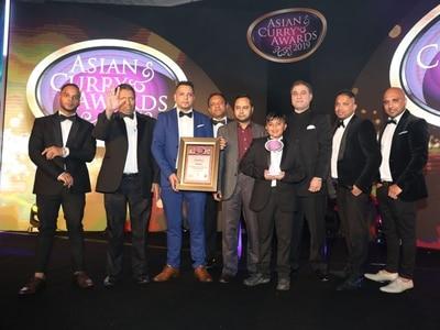 Shrewsbury restaurant wins top award