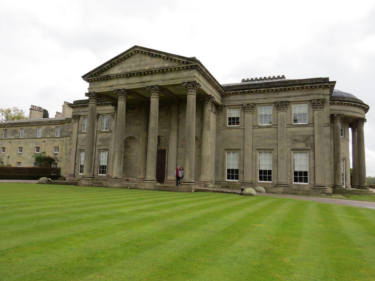 Willey Hall, near Broseley