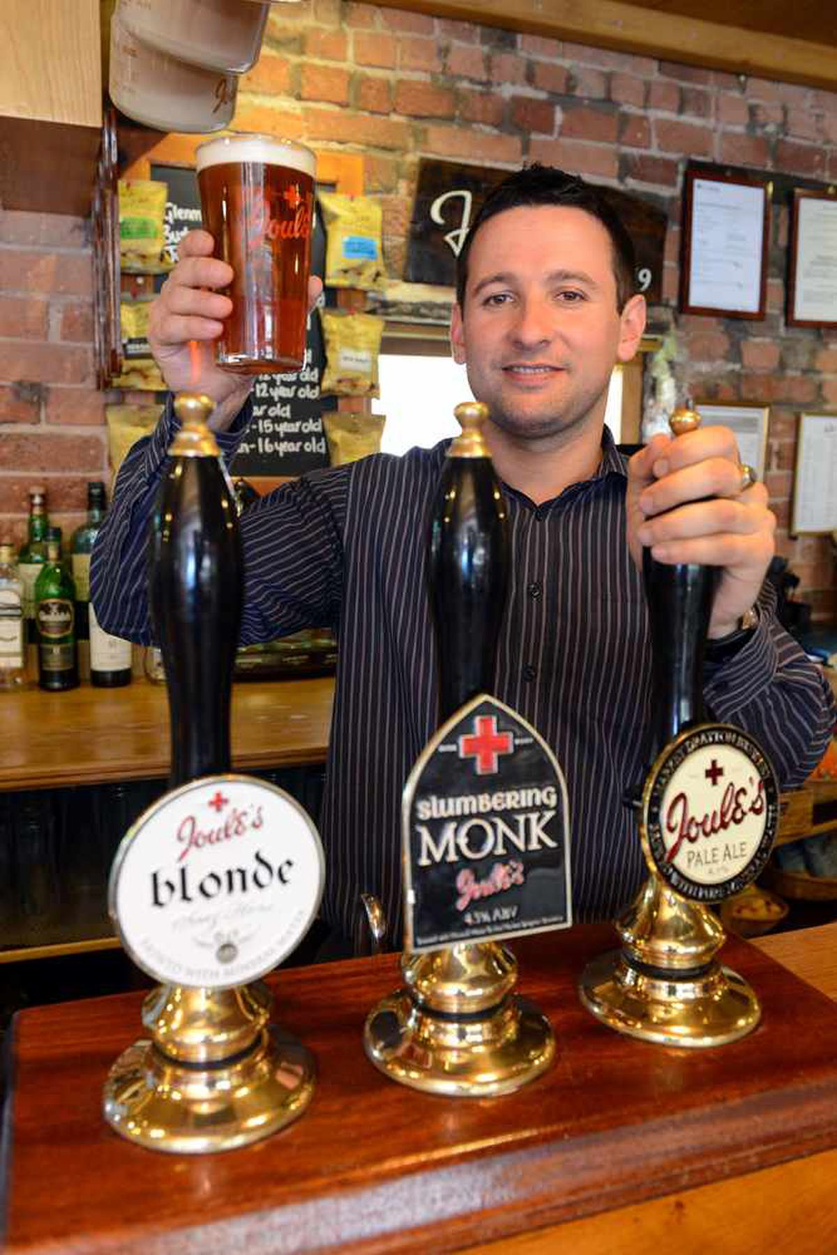 A golden age for Shropshire's brewers