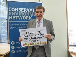 Shropshire MP supporting call for pollution action