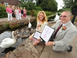 Shropshire hopefuls travel to London for Britain in Bloom results