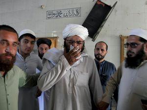 Pakistan Seminary Bombing