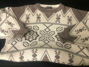 The 1980s jumper
