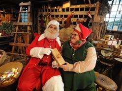 Santa, carols and panto take Blists Hill back in time to a Victorian Christmas - review