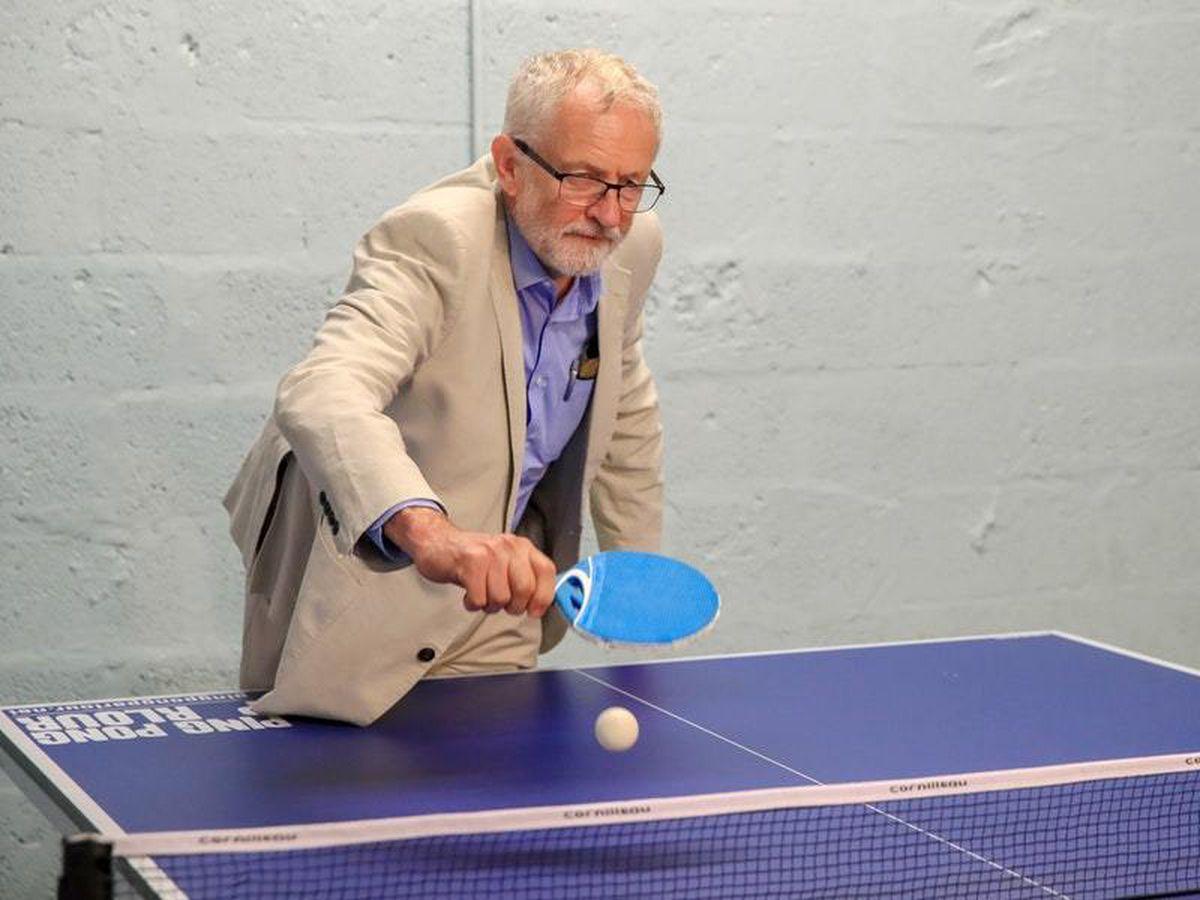 Jeremy Corbyn visits Bolton