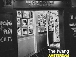 The Twang, Amsterdam - EP review
