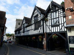 Much Wenlock Guildhall