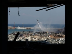 In Pictures: Lebanon's capital left strewn with damage after sea port blast