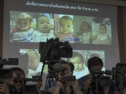 Thai court grants Japanese millionaire custody of 13 surrogate children