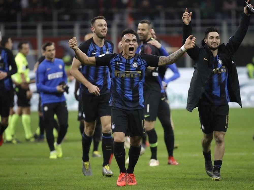 Inter Milan 19-20 Home Kit Revealed - Footy Headlines  |Inter Milan