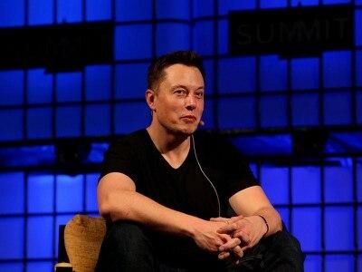 Elon Musk: Space entrepreneur's race to Mars