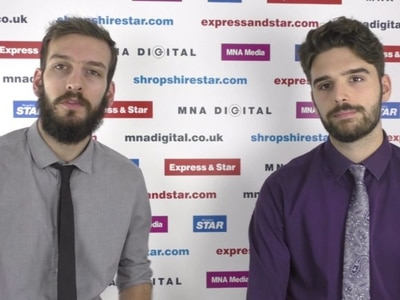 AFC Telford video: How good is Marcus Dinanga?