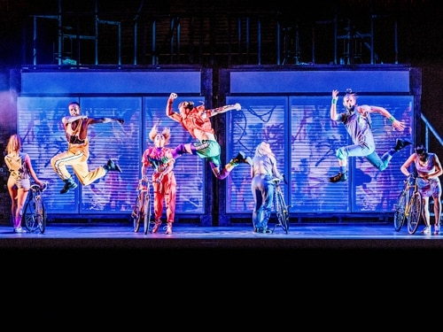 Flashdance, New Alexandra Theatre, Birmingham - review with pictures