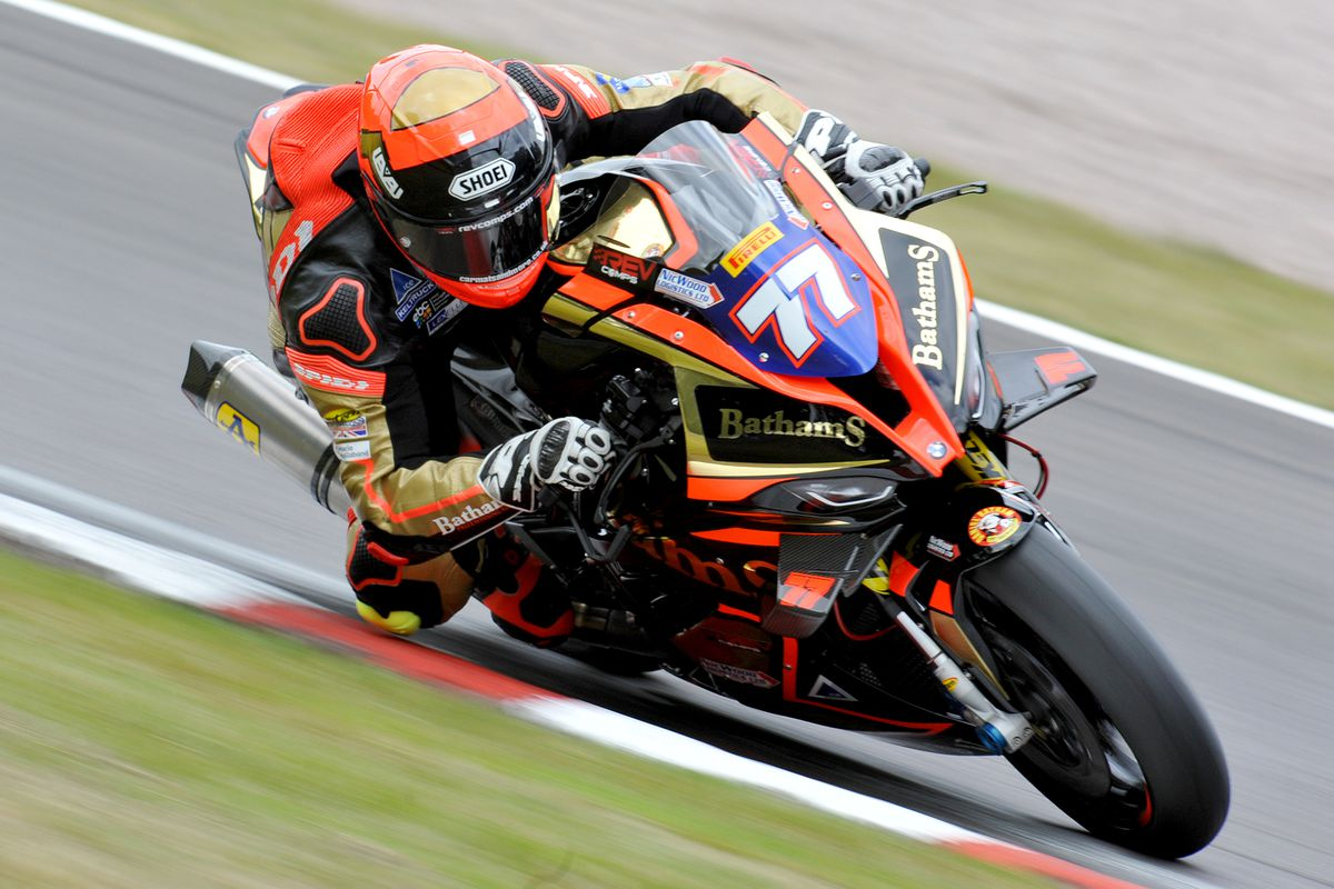 Mackenzie stormed to a first-placed finish for Bathams Racing. Picture: Ian Ward
