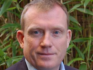 Shropshire Star farming column columnist Jonathan Eckley, AHDB Head of Asia Pacific.