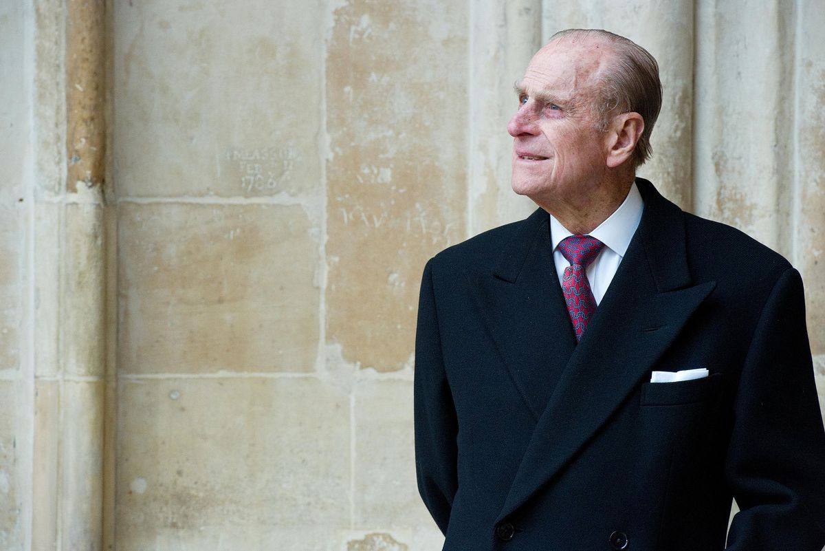 Prince Philip, The Duke of Edinburgh, who died earlier this year