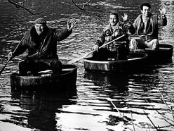 Fred's Gay Meadow coracle finds its way back home to Shrewsbury Town