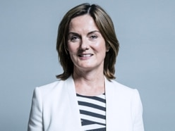Telford MP Lucy Allan welcomes taxi check proposals
