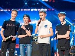 WATCH: Bridgnorth drummer buzzing after taking Britain's Got Talent by storm