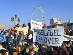 Climate change activists arrested during London protest released