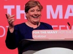 Labour's Thornberry jokes Boris Johnson should take a Brexit 'paternity test'