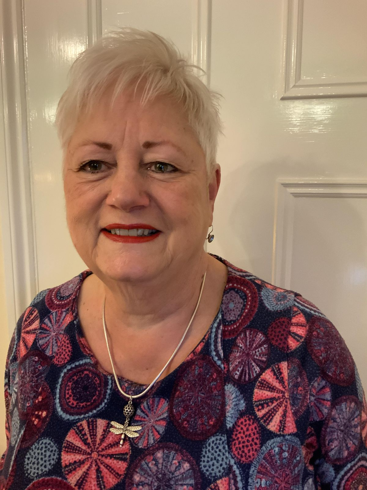 Jane Jervis, who has been recognised with the BEM for voluntary and charitable services in Shrewsbury.