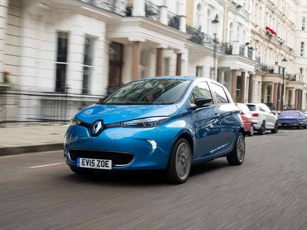 No-deal Brexit could see the UK hit by EV supply issues
