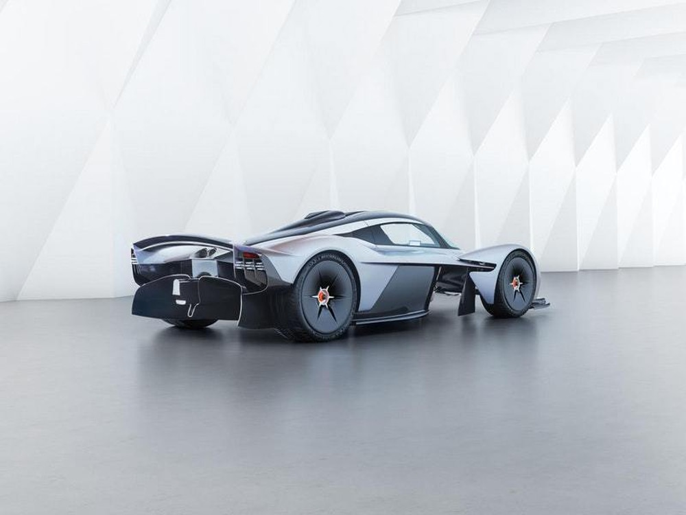 Aston Martin Valkyrie's V12 Engine Goes Up to 11