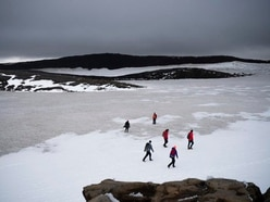 Iceland bids farewell to glacier