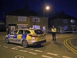 Four men injured in quadruple north London stabbing