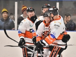 Telford Tigers roar back to go clear at summit