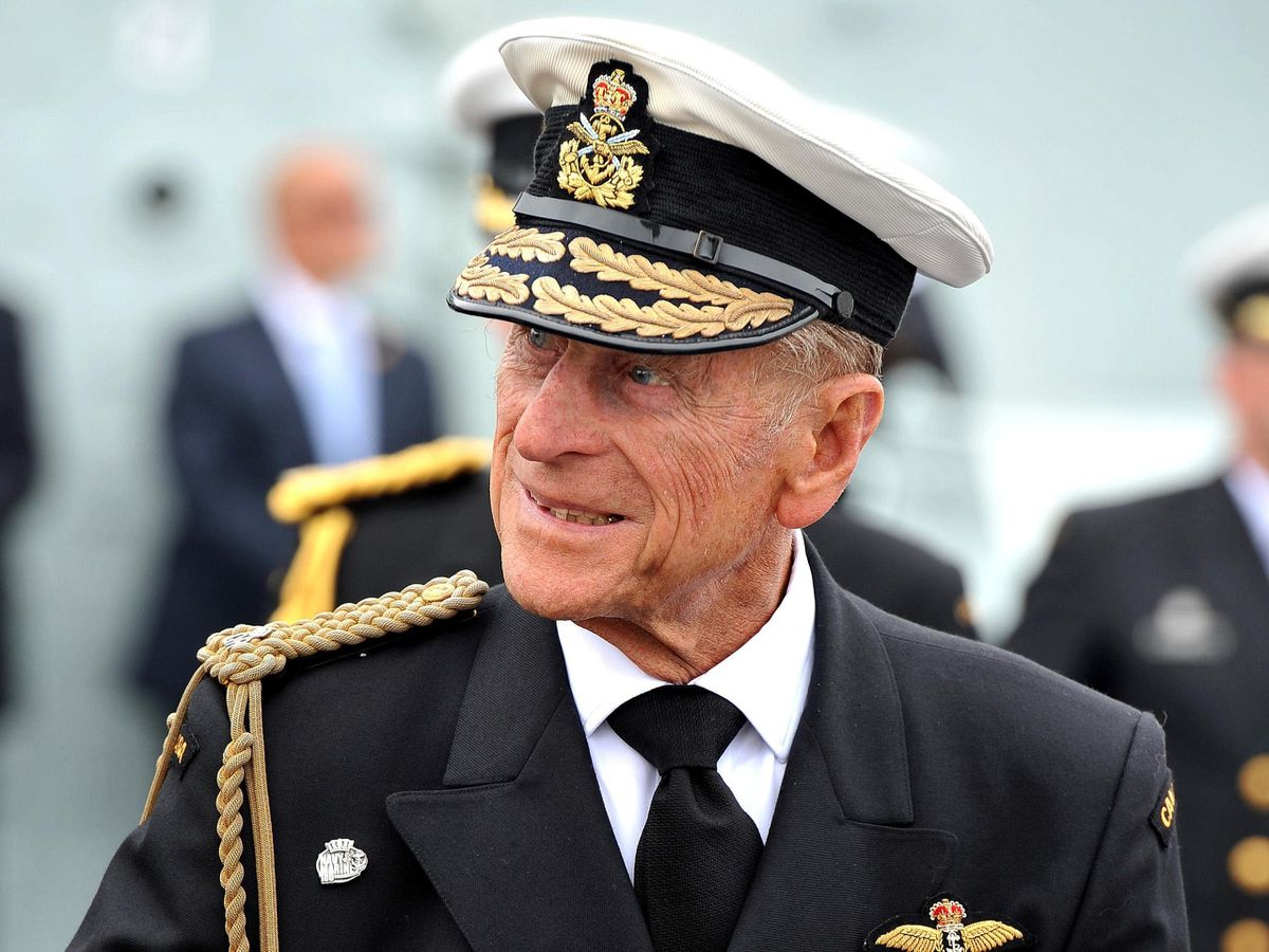 Duke of Edinburgh will