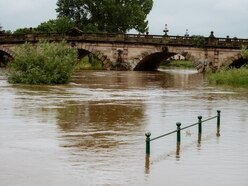 Flood warnings in place for Shropshire as river levels expected to remain high