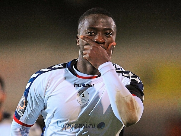 Daniel Udoh: AFC Telford's strikeforce is the best