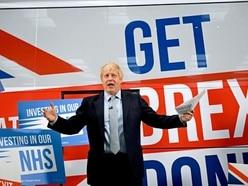 Boris Johnson pledges tax breaks to businesses