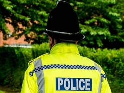 Teenager arrested over robbery outside Telford hotel