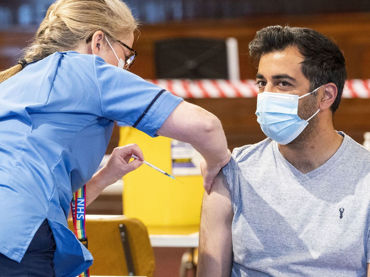 Over-30s are now being called to get their jab