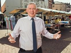 Markets upturn for Oswestry