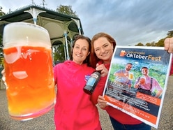 Thousands of beer fans to flock to Shrewsbury for Oktoberfest celebrations