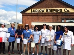 Ludlow Bed Push drag nurses row: Shropshire health bosses SHOULD accept £2,500 charity cash say 96% of Star readers