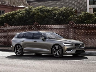 The new Volvo V60 is here with hybrid powertrains and advanced safety kit