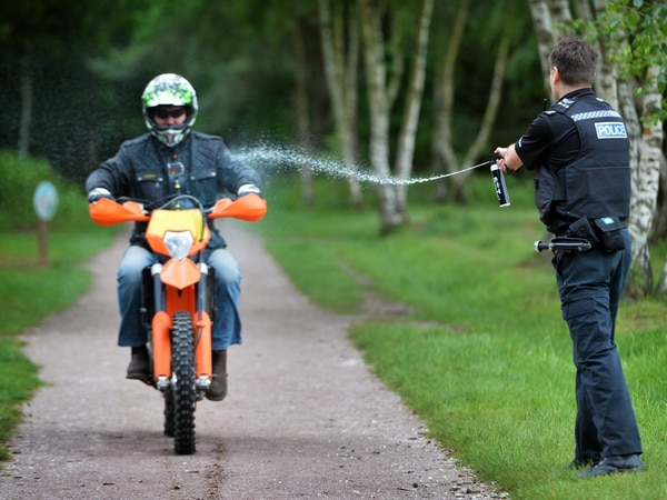 Smart weapon created by Telford firm to catch illegal riders