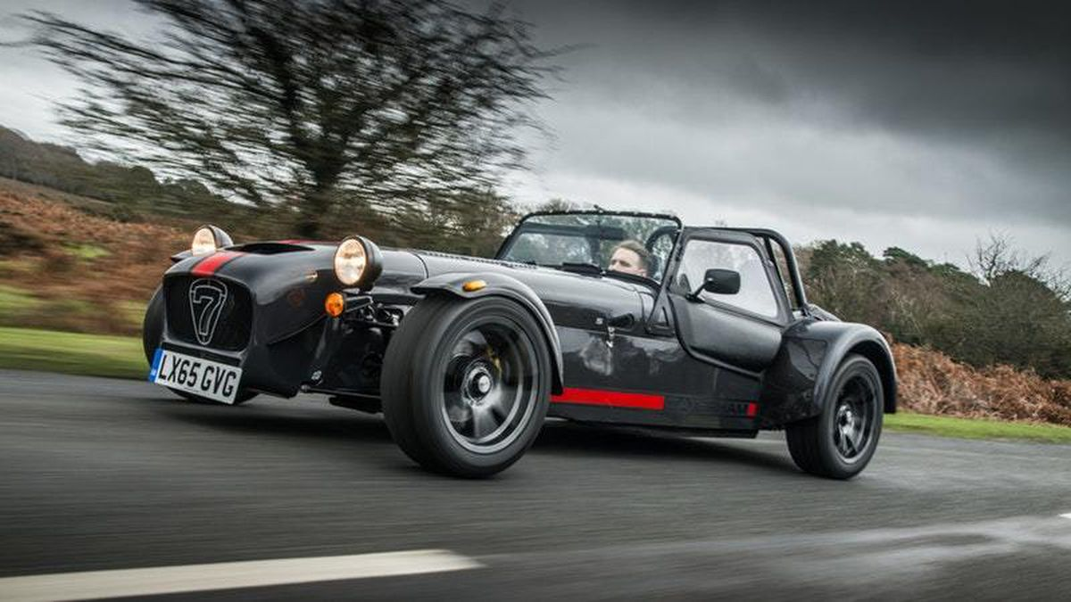 UK Drive: Caterham's 620S offers up supercar-beating performance in a compact package